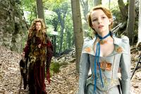 THE SECRET OF MOONACRE, from left: Natascha McElhone, Dakota Blue Richards, 2008. ©Warner Bros