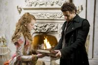 THE SECRET OF MOONACRE, from left: Dakota Blue Richards, Ioan Gruffudd, 2008. ©Warner Bros