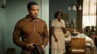 FENCES, L-R: RUSSELL HORNSBY, VIOLA DAVIS, 2016. PH: DAVID LEE/©PARAMOUNT PICTURES