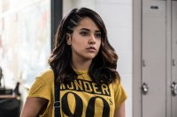 POWER RANGERS, BECKY G., 2017. PH: KIMBERLEY FRENCH. ©LIONSGATE