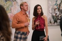 AMERICAN PASTORAL, FROM LEFT: DAVID WHALEN, JENNIFER CONNELLY, 2016. PH: RICHARD FOREMAN/© LIONSGATE