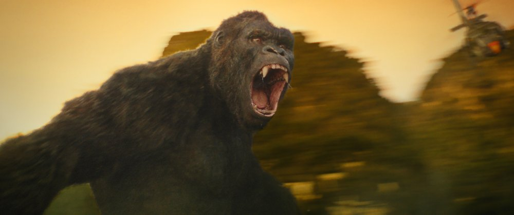 KONG: SKULL ISLAND, KING KONG, 2017. ©WARNER BROS. PICTURES