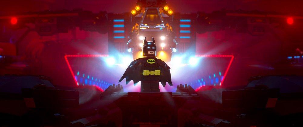 THE LEGO BATMAN MOVIE, BATMAN (VOICE: WILL ARNETT), 2017. ©WARNER BROS. PICTURES