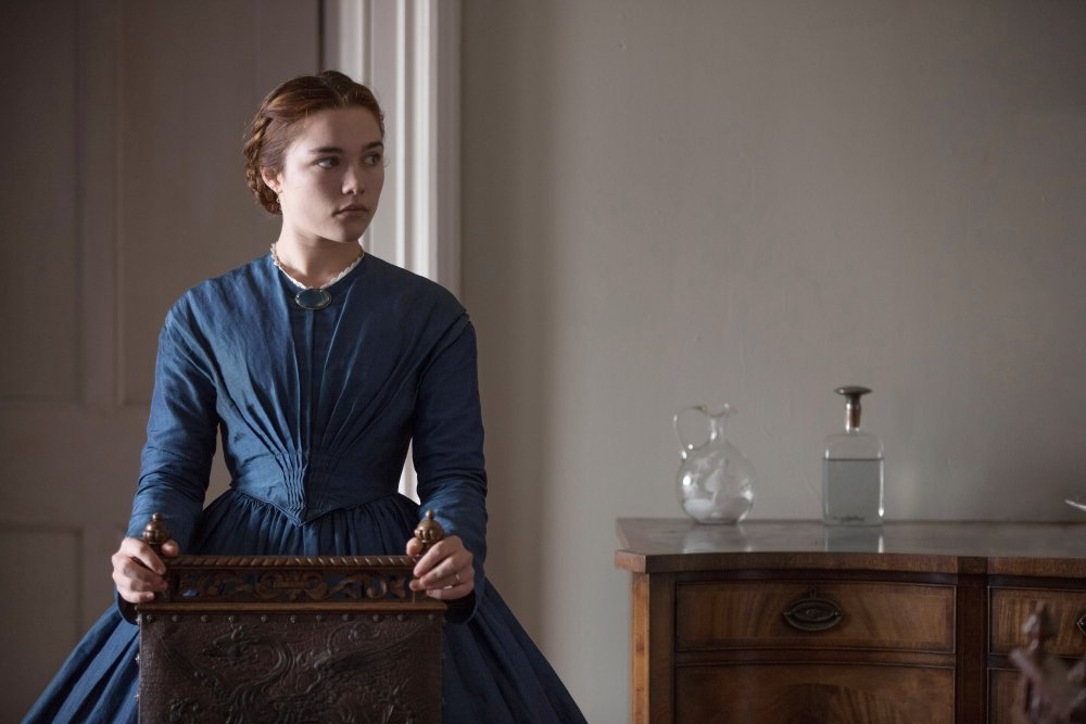 LADY MACBETH, FLORENCE PUGH, 2016. ©ROADSIDE ATTRACTIONS
