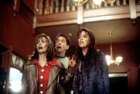SCREAM, Courteney Cox, Jamie Kennedy, Neve Campbell, 1996, (c) Dimension
