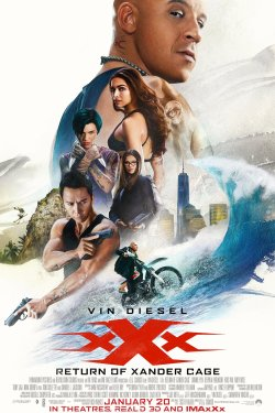 xXx: The Return Of Xander Cage (Hindi Version)