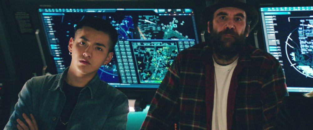 XXX: RETURN OF XANDER CAGE, FROM LEFT: KRIS WU, RORY MCCANN, 2017. © PARAMOUNT