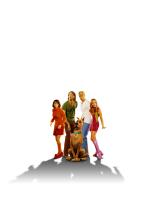SCOOBY-DOO, Linda Cardellini, Matthew Lillard, Scooby Doo, Freddie Prinze Jr., Sarah Michelle Gellar, 2002  (c) Warner Brothers.  .
