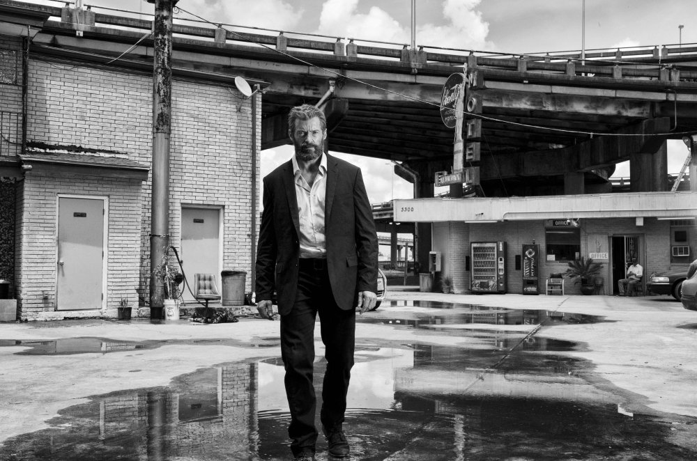 LOGAN, HUGH JACKMAN, 2017. PH: JAMES MANGOLD. TM & COPYRIGHT ©20TH CENTURY FOX FILM CORP. ALL RIGHTS RESERVED
