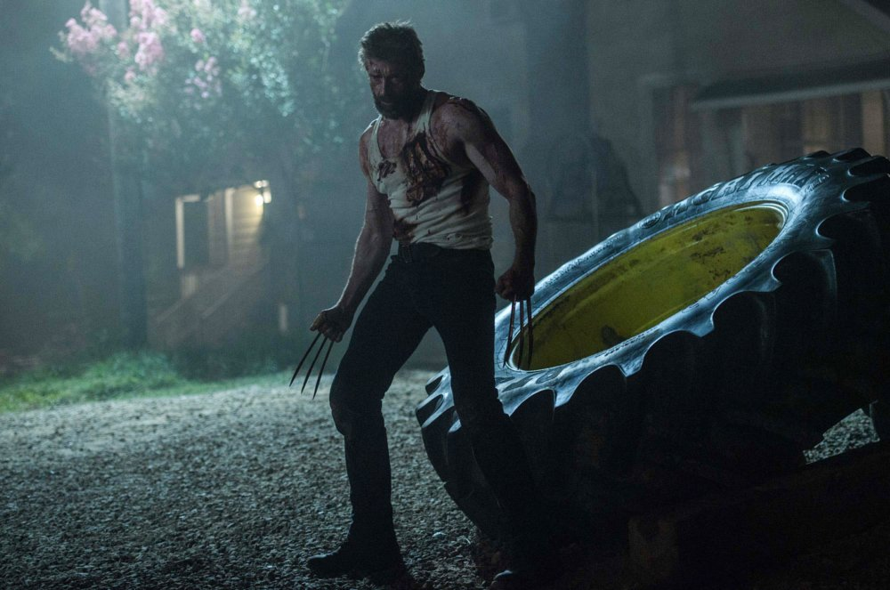 LOGAN, HUGH JACKMAN, 2017. PH: BEN ROTHSTEIN. TM & COPYRIGHT ©20TH CENTURY FOX FILM CORP. ALL RIGHTS RESERVED