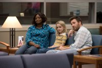 GIFTED, L-R: OCTAVIA SPENCER, MCKENNA GRACE, CHRIS EVANS, 2017. PH: WILSON WEBB/TM & COPYRIGHT ©FOX SEARCHLIGHT PICTURES