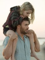 GIFTED, FROM TOP: MCKENNA GRACE, CHRIS EVANS, 2017. PH: WILSON WEBB/TM AND © COPYRIGHT FOX SEARCHLIGHT. ALL RIGHTS RESERVED.