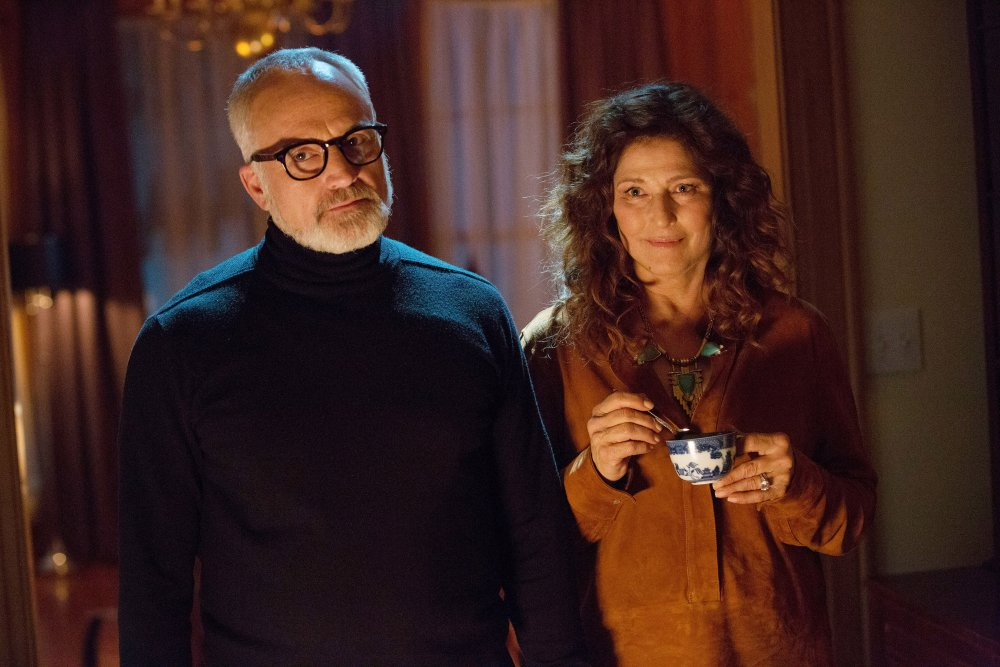 GET OUT, L-R: BRADLEY WHITFORD, CATHERINE KEENER, 2017. PH: JUSTIN LUBIN/©UNIVERSAL PICTURES