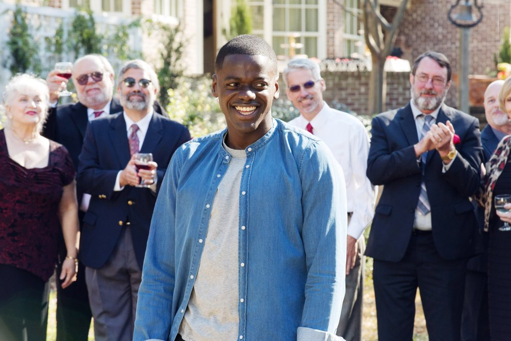 GET OUT, CENTER: DANIEL KALUUYA, 2017. PH: JUSTIN LUBIN/©UNIVERSAL PICTURES