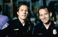 SANTA FE, from left: Gary Cole, Jim Holmes, 1997, ©Nu Image Films