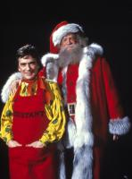 SANTA CLAUS: THE MOVIE, from left: Dudley Moore, David Huddleston, 1985, ©TriStar Pictures