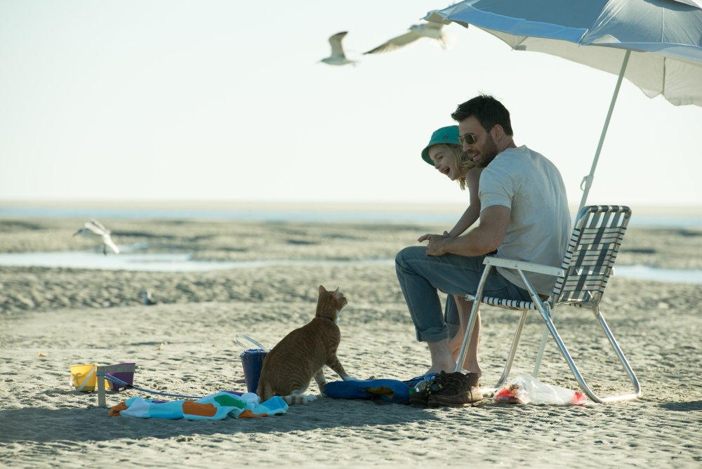 GIFTED, FROM LEFT, MCKENNA GRACE, CHRIS EVANS, 2017. TM & COPYRIGHT ©FOX SEARCHLIGHT PICTURES. ALL RIGHTS RESERVED