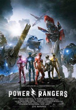 Power Rangers (Version française)