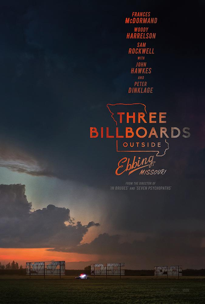 Re: Three Billboards Outside Ebbing,Missouri  / Tři ..(2017)