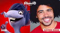 FERDINAND, DAVEED DIGGS, VOICE OF DOS, 2017. TM AND COPYRIGHT ©20TH CENTURY FOX FILM CORP. ALL RIGHTS RESERVED