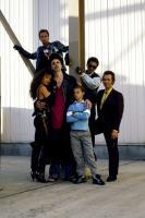 ROBOCOP 2, Dick Hancock, Galyn Gorg, Tom Noonan, Gabriel Damon, George Cheung, Michael Medeiros, 1990, (c) Orion