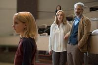 GIFTED, FROM LEFT: MCKENNA GRACE, LINDSAY DUNCAN, JON SKLAROFF, 2017. PH: WILSON WEBB/TM & COPYRIGHT © FOX SEARCHLIGHT PICTURES. ALL RIGHTS RESERVED