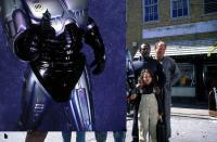 ROBOCOP 3, Robert John Burke, Robert DoQui, Remy Ryan, Daniel Von Bargen, 1993, (c) Orion