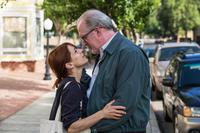 THE LOVERS, FROM LEFT, MELORA WALTERS, TRACY LETTS, 2017. PH: ROBB ROSENFELD. ©A24