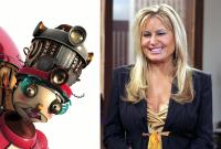 ROBOTS, Aunt Fanny, Jennifer Coolidge, 2005, TM & Copyright (c) 20th Century Fox Film Corp. All rights reserved.