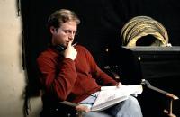 THE RING TWO, screenwriter Ehren Kruger on set, 2005, (c) DreamWorks