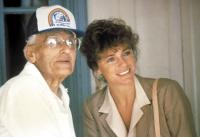 RICH AND FAMOUS, director George Cukor, Jacqueline Bisset on set, 1981, (c) MGM