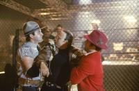 READY TO RUMBLE, David Arquette (l.), Joe Pantoliano (c.), Scott Caan (r.), 2000, ©Warner Bros.