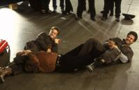 READY TO RUMBLE, Joe Pantoliano, Scott Caan, David Arquette, 2000, ©Warner Bros.