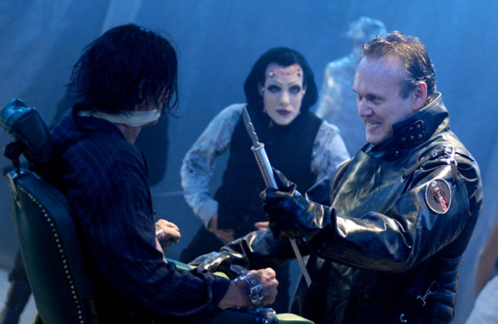 REPO! THE GENETIC OPERA, Anthony Head (right), 2008. ©LionsGate