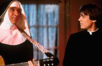 REPOSSESSED, Leslie Nielsen, Anthony Starke, 1990. ©New Line Cinema