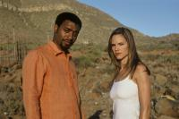 RED DUST, Chiwetel Ejiofor, Hilary Swank, 2004. ©BBC