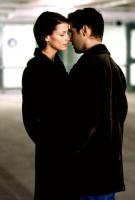 THE RECRUIT, Bridget Moynahan, Colin Farrell, 2003, (c) Walt Disney