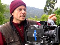 RAIN OF THE CHILDREN, director Vincent Ward, on set, 2008. Ph: Miles Hargest/©Rialto Distribution