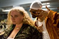PATTI CAKE$, (AKA PATTI CAKES), L-R: DANIELLE MACDONALD, SIDDHARTH DAHANAJAY, 2017. PH: JEONG PARK/TM & COPYRIGHT ©FOX SEARCHLIGHT PICTURES