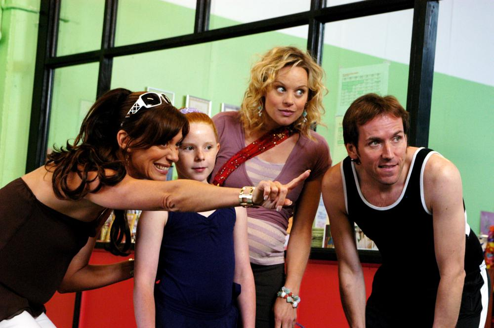 RAZZLE DAZZLE: A JOURNEY INTO DANCE, Kerry Armstrong, Clancy Ryan, Nadine Garner, Ben Miller, 2007. ©Palace Films