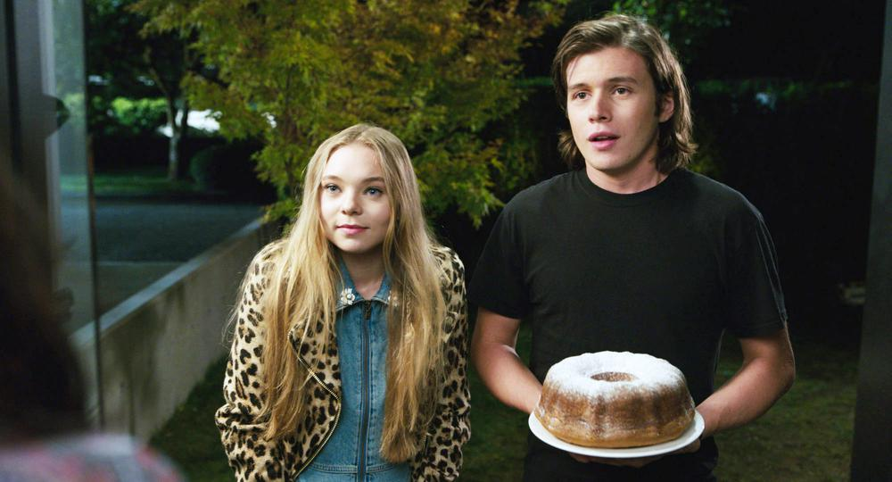 Taylor Hickson in Everything Everything