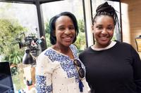EVERYTHING, EVERYTHING, FROM LEFT, SOURCE AUTHOR  NICOLA YOON, DIRECTOR STELLA MEGHIE, ON-SET, 2017. PH: DOANE GREGORY. ©WARNER BROS.