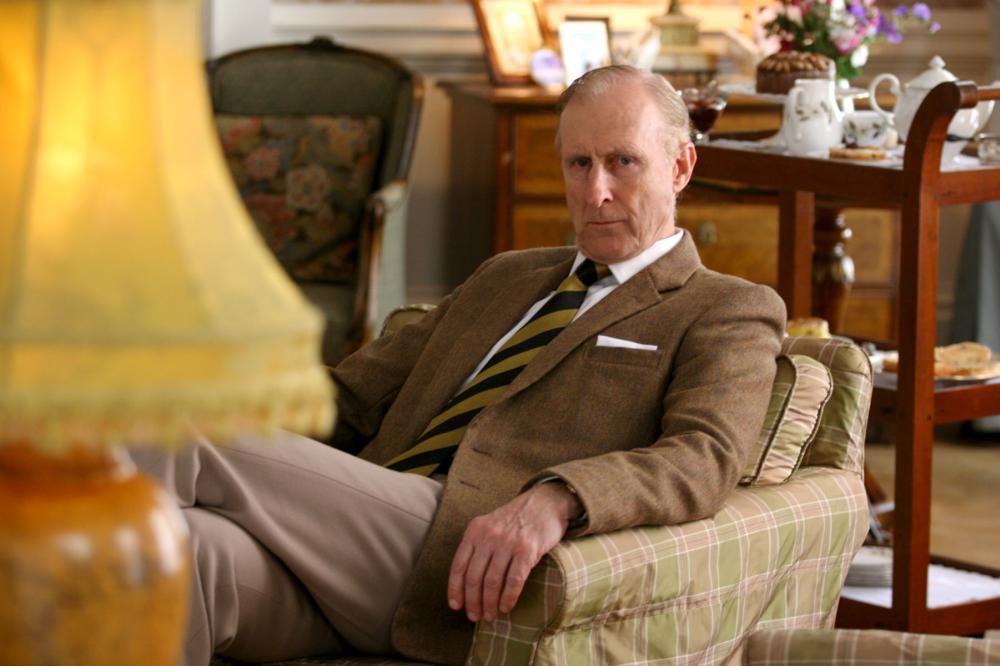 THE QUEEN, James Cromwell, 2006, © Miramax/courtesy Everett