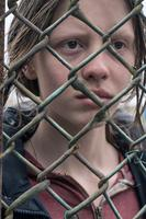 THE SURVIVALIST, MIA GOTH, 2015. PH: HELEN SLOAN/© IFC MIDNIGHT