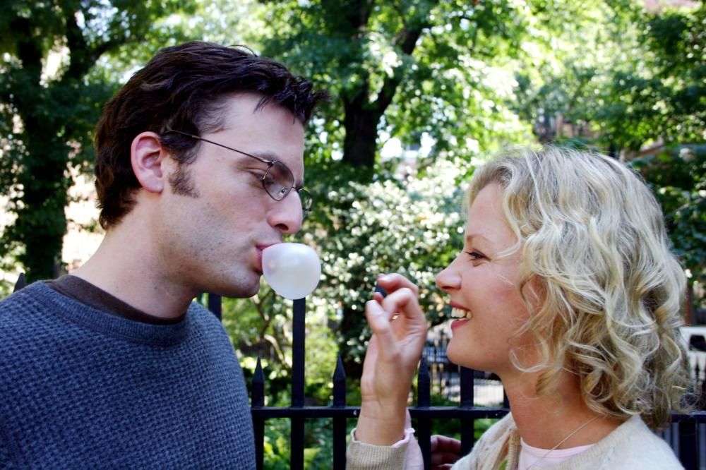 PUCCINI FOR BEGINNERS, Justin Kirk, Gretchen Mol, 2006. ©Strand Releasing