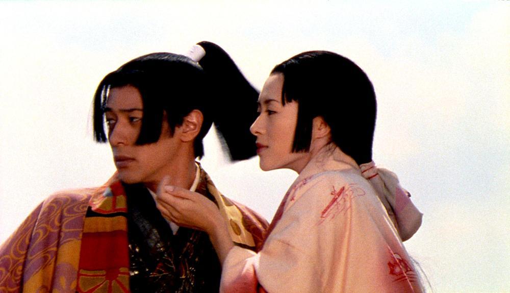 PRINCESS RACCOON, (aka OPERETTA TANUKI GOTEN), Jo Odagiri, Ziyi Zhang, 2005
