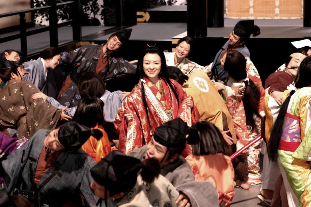 PRINCESS RACCOON, (aka OPERETTA TANUKI GOTEN), Ziyi Zhang, 2005