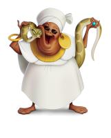 THE PRINCESS AND THE FROG, Mama Odie (voice: Jenifer Lewis), 2009. ©Walt Disney Co.