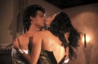 PICASSO TRIGGER, Steve Bond, Roberta Vasquez, 1988, (c) Malibu Bay Films