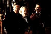 THE PHANTOM OF THE OPERA, Kevin McNally, Simon Callow, Ciaran Hinds, 2004, (c) Warner Brothers